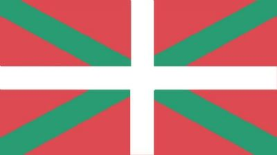 BASQUE - MINI FLAG 22.5cm x 15cm